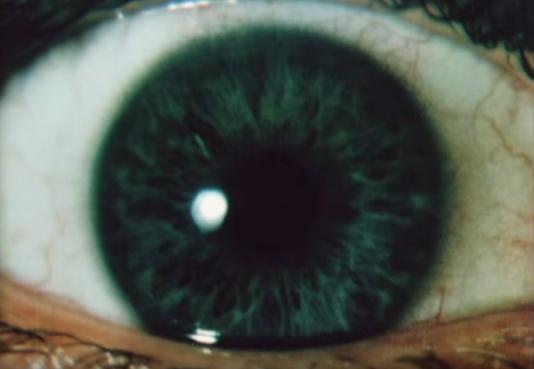 I am eyeballing you